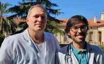 David Lorente y Alfredo Sánchez (Foto. Comunidad Valenciana)