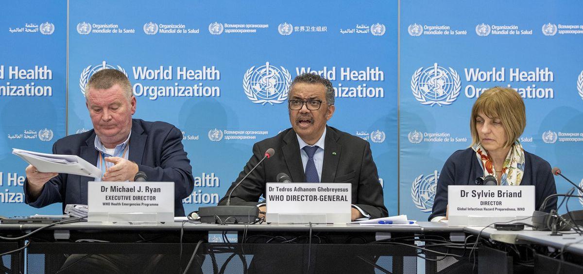 Coronavirus: la OMS advierte a los países que no han adoptado un enfoque  integral contra la Covid-19