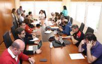 Reunión del Comité Ejecutivo de Canarias (Foto: @SanidadGobCan)