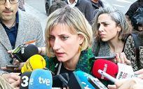 Alba Vergés, consejera de Salud de Cataluña (Foto: Juanjo Carrillo - ConSalud.es)