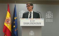 Salvador Illa, ministro de Sanidad (Foto: Juanjo Carrillo - ConSalud.es)