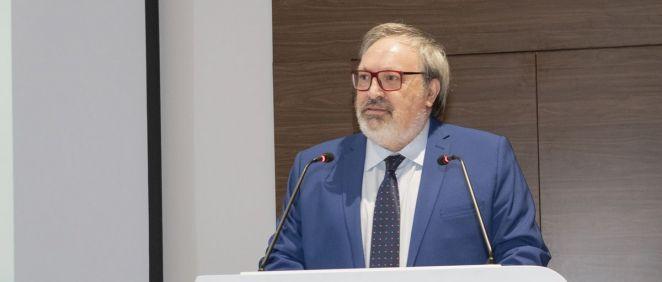 Juan Blanco, CEO del Grupo Mediforum. (Foto. Óscar Frutos)