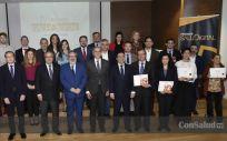 Foto de familia Premios Saludigital
