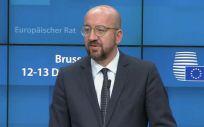 Charles Michael, presidente del Consejo Europeo (Foto. Consejo Europeo)
