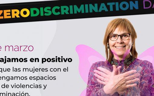 Día de la Cero Discriminación: Trabajando en Positivo, centra su campaña en mujeres, trabajo y VIH