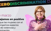 Trabajando en Positivo lanza una campaña para conmemorar este 1 de marzo el Día de la Cero Discriminación (#ZeroDiscriminationDay)