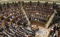 Pleno del Congreso de los Diputados (Foto: Congreso de los Diputados)