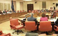 Sesión de la Comisión de Sanidad del Congreso con la intervención de Salvador Illa (Foto: PSOE)