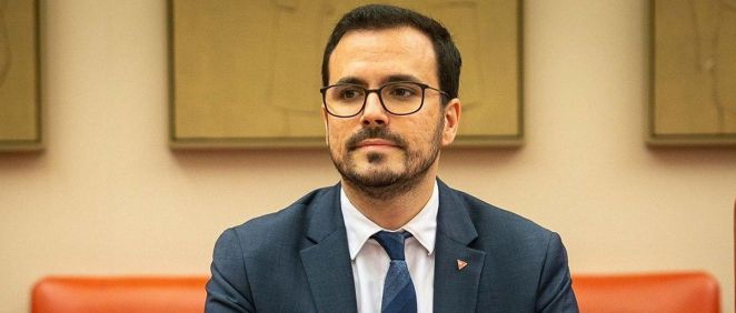 Alberto Garzón, ministro de Consumo (Foto: Congreso de los Diputados)