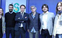 Profesionales de la ECA de Albacete (Foto. Castilla La Mancha)