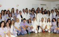 Equipo de Pediatría y Ginecología (Foto: Vinalopó Salud)