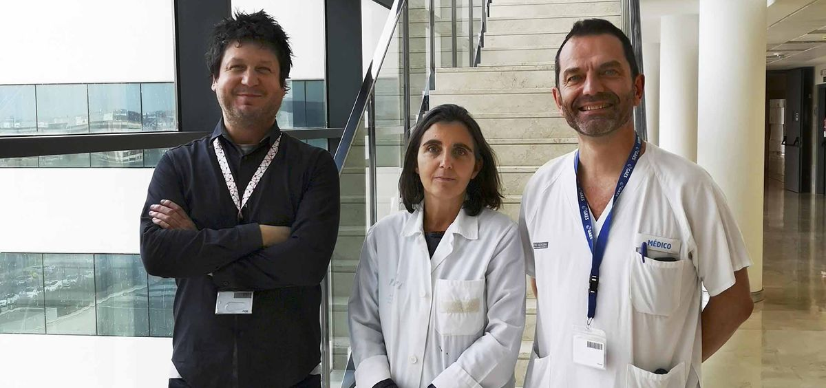 Profesionales que llevana cabo el ensayo clínico de La Fe (Foto. ConSalud)