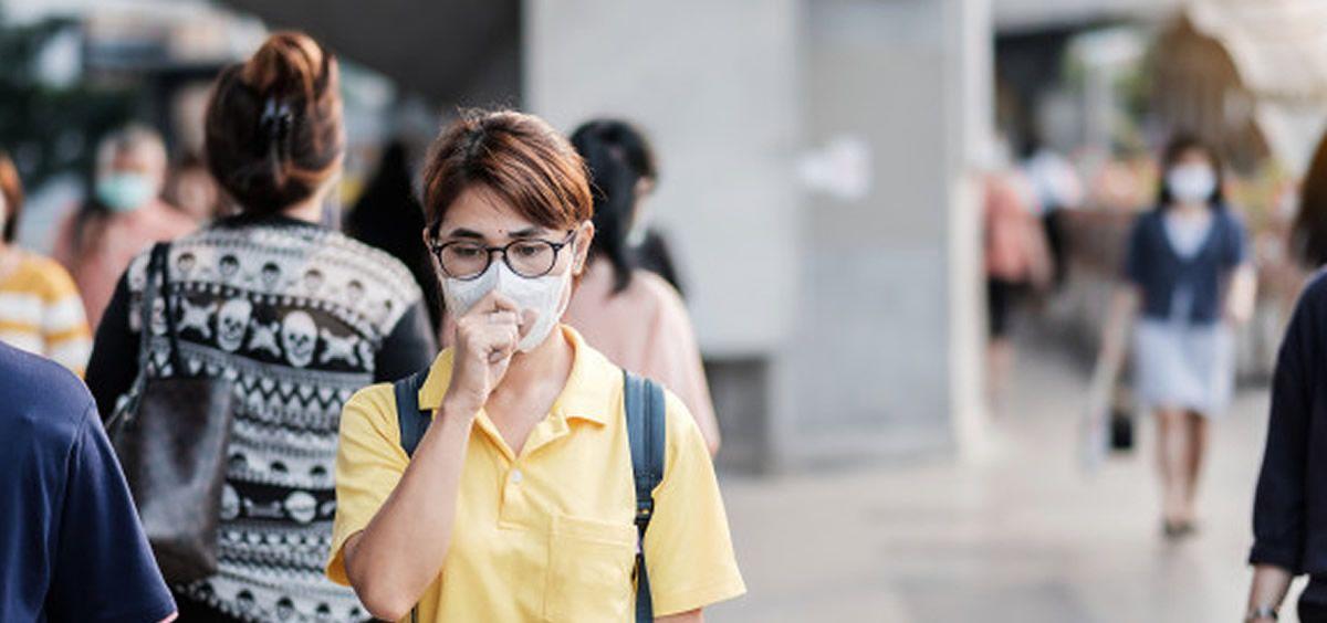 El 52,1% de los hombres chinos fuman en comparación con el 2,7% de las mujeres (Foto. Freepik)