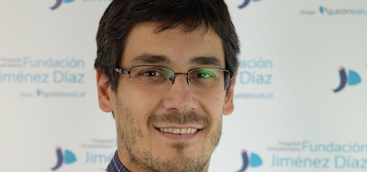 Doctor Alfonso Cabello (Foto. ConSalud)