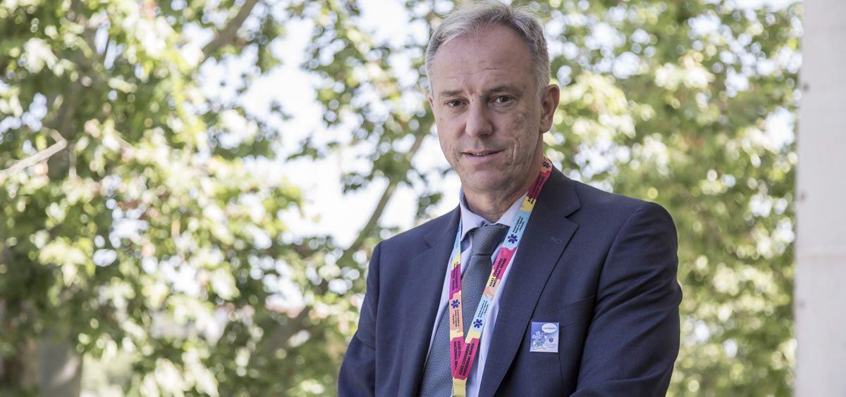 Juan Gonzalez Armengol vicepresidente de Asistencia Sanitaria de la Comunidad de Madrid