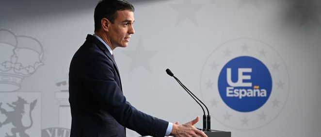 Pedro Sánchez. presidente del Gobierno (Foto: La Moncloa)