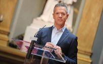 Ander Gil, portavoz del PSOE en el Senado (Foto. PSOE)