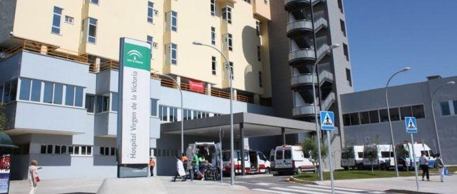 Centro sanitario (Foto. HUVV)