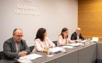 La Consejería de Salud de La Rioja confirma cinco nuevos casos. (Foto. Gobierno de La Rioja)