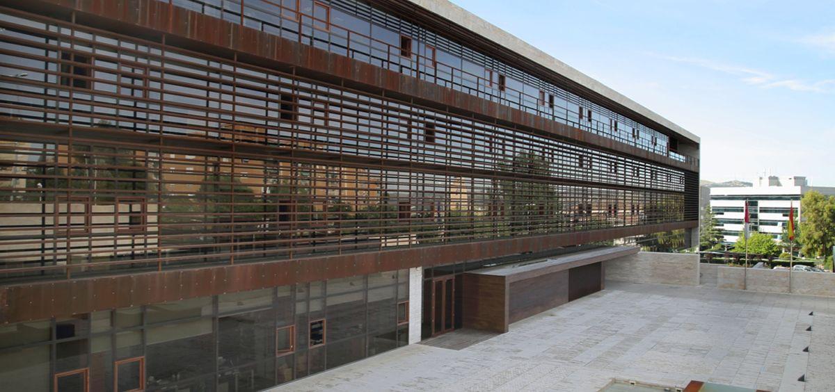 Sede de la consejería de Sanidad de Castilla La Mancha (Foto. Sescam)
