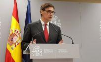 Salvador Illa, ministro de Sanidad (Foto: ConSalud.es)