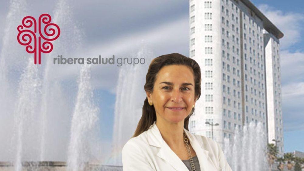 Eva Baró, gerente del departamento de Salud de Torrevieja