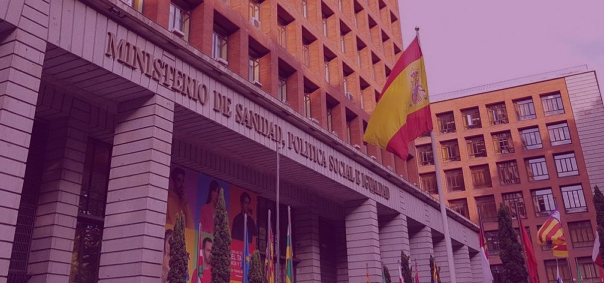 Ministerio de Sanidad se suma al Día de la Mujer (Foto. Fotomontaje ConSalud.es)