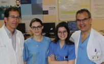 Cirujanos de Toledo y Talavera, premiados por un trabajo sobre la extirpación del esófago mediante cirugía mínimamente invasiva. (Foto. Sescam)