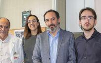 Investigadores del Instituto de Investigación Sanitaria Incliva, del Hospital Clínico de Valencia, y la Universidad Politécnica de Valencia (Foto. ConSalud)
