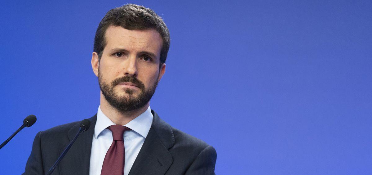 Pablo Casado, presidente del PP (Foto: PP)