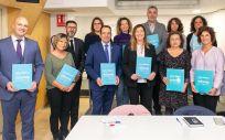 Reunión con la consejera de Salud de Islas Baleares, Patricia Gómez (Foto: Coloplast)