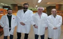 Profesionales del Servicio de Neumología (Foto. Castilla La Mancha)