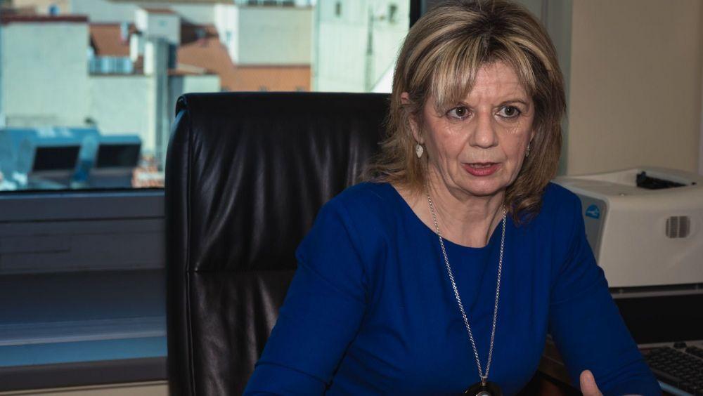 Elvira Velasco, portavoz de Sanidad del PP en el Congreso (Foto: Ragonar)