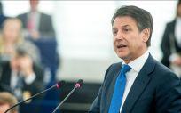 Giuseppe Conte, primer ministro italiano (Foto. Parlamento Europeo)