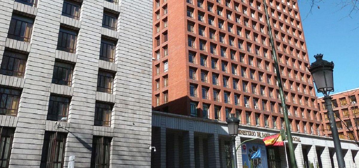 Ministerio de Sanidad (Foto. ConSalud)