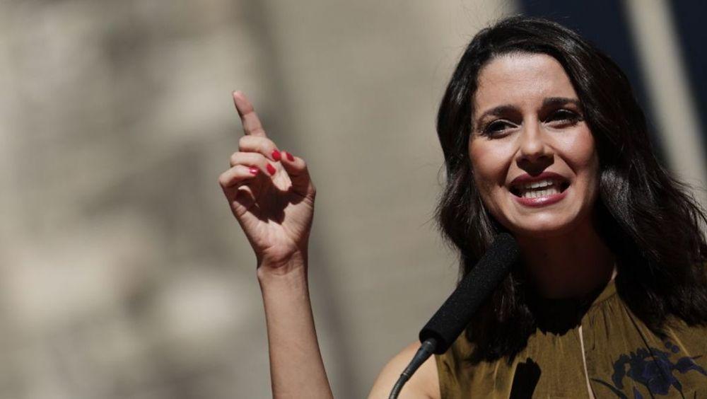 Inés Arrimadas, presidenta de Ciudadanos (Foto: Flickr C's)
