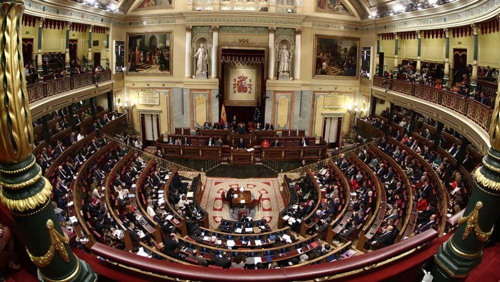 Pleno del Congreso de los Diputados (Foto. Flickr La Moncloa)