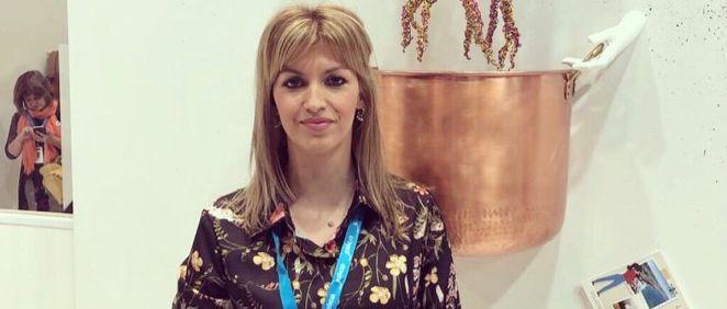 Marina Ortega, diputada del PSOE (Foto: @Marina_Ortega_)