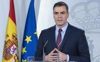 Pedro Sánchez, presidente del Gobierno de España (Foto. La Moncloa)