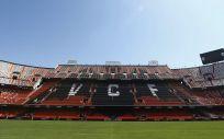 Estadio de Mestalla, campo del Valencia CF (Foto: Wikipedia)