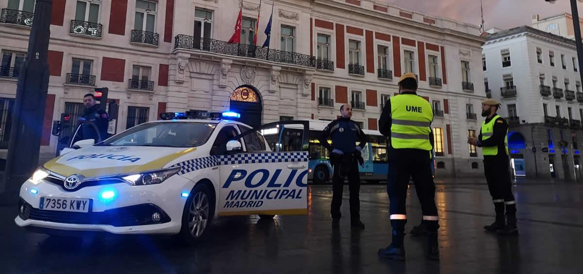 Madrid va a realizar 11.000 test a policías locales y servicios de ...