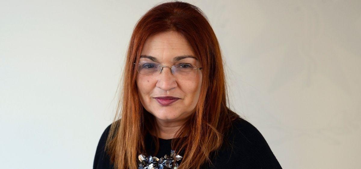 María José Campillo, secretaria de Finanzas y Servicios de la Confederación Estatal de Sindicatos Médicos (CESM). (Foto. CESM)