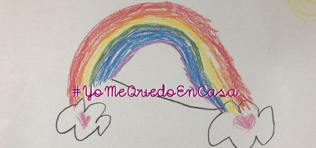 #YoMeQuedoEnCasa (Foto. ConSalud.es)