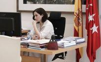Isabel Díaz Ayuso, presidenta de la Comunidad de Madrid (Foto: Flickr CAM)