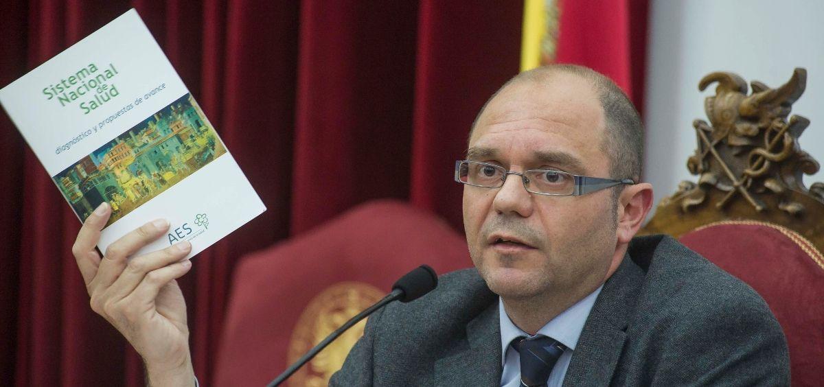 José María Abellán, expresidente de la Asociación de Economía de la Salud (AES). (Foto. AES)