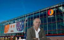 Antonio Zapatero, uno de los directores del hospital de Ifema, durante el coronavirus (Foto. Montaje ConSalud.es)
