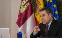 Emiliano García-Page, presidente de Castilla-La Mancha (Foto. Gobierno de Castilla-La Mancha)