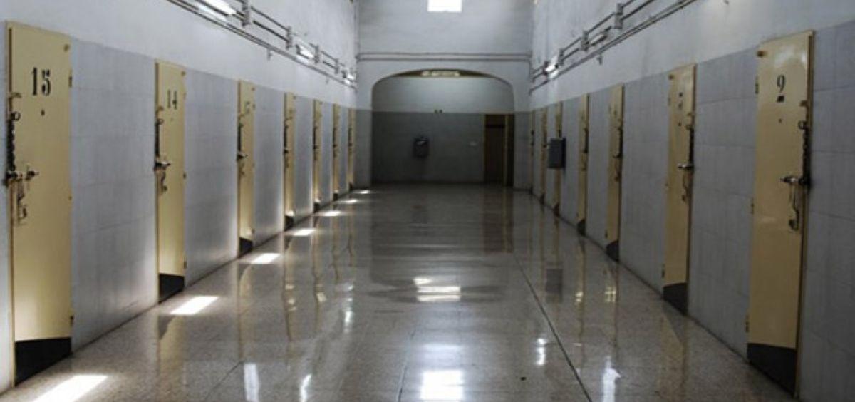Centro penitenciario. (Foto. CSIF)