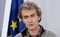 Fernando Simón, director del CCAES (Foto: Flickr PSOE)