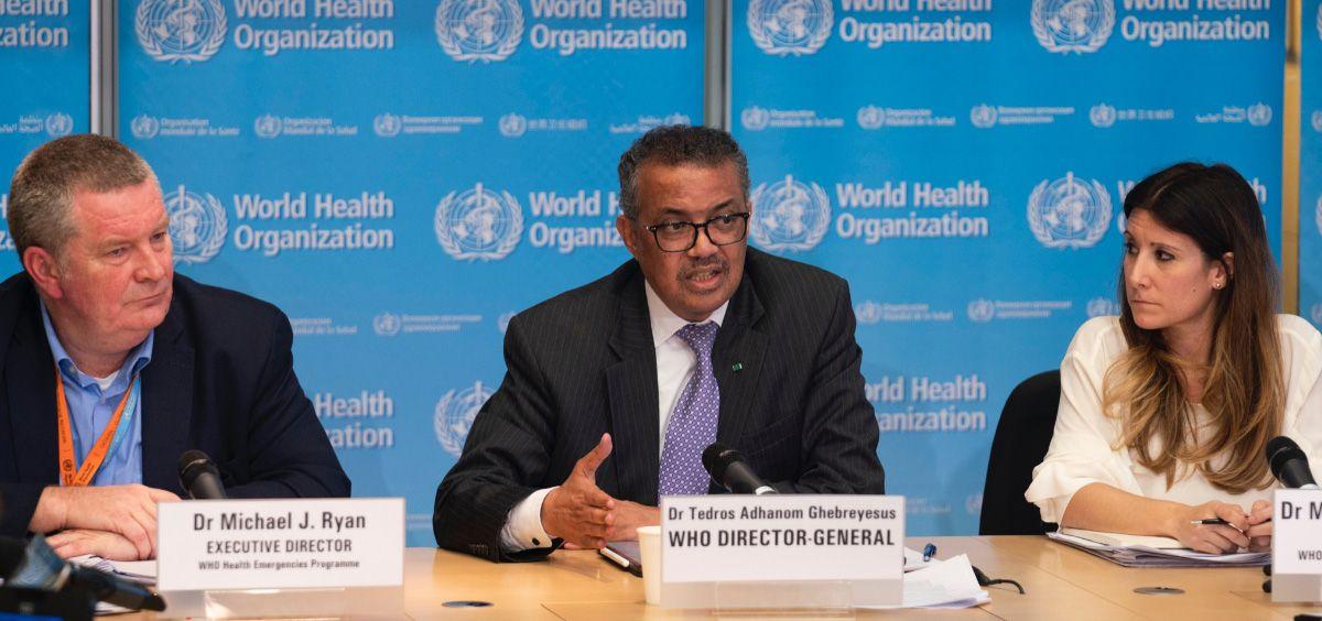 La OMS celebrará la próxima semana una Asamblea Mundial de la Salud (Foto. OMS)